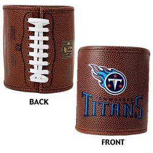NFL Tennessee Titans Football Can Holder Set
