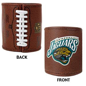 NFL Jacksonville Jaguars Football Can Holder Set