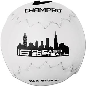 Champro CSB-16 16&quot; Chicago Softballs