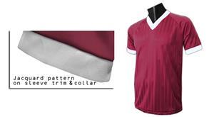 DTI-3 Stripe V-Neck Soccer Jerseys- Closeout