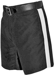 Cliff Keen Black Football Officials Shorts