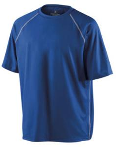 Holloway Vapor Short Sleeve Sof-tec Shirt