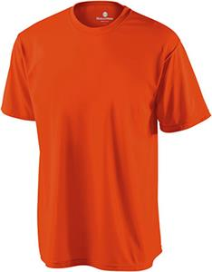 Holloway Zoom Micro-Interlock Crew Neck Shirts