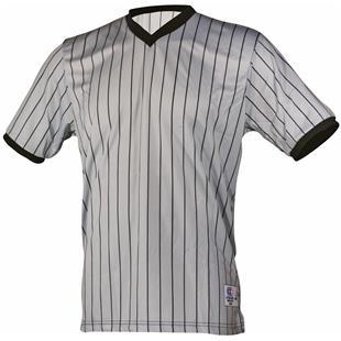Cliff Keen Gray MXS Ultra Mesh Officials Shirt