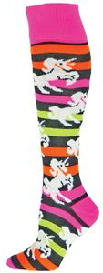 Red Lion Unicorn Socks