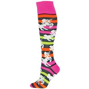 Red Lion Unicorn Socks
