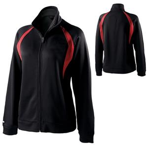 Holloway Agility Ladies EV-Tec Warm Up Jacket