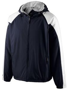 Holloway Homefield Sweatshirt Lined Hooded Jacket