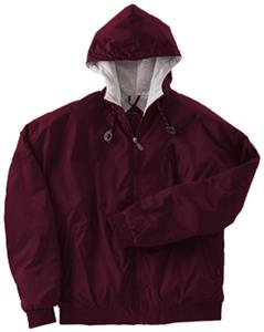 Holloway Triumph Interior Storm Flap Hooded Jacket