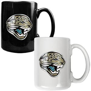 NFL Jacksonville Jaguars Multi Color Mug Set