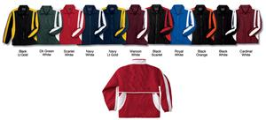 Holloway Patriot Back Vent Front Zip Jacket