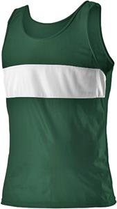 Alleson Men's Track & Field Tanks w/ Chest Inserts