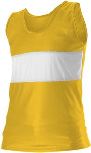Alleson Womens Track & Field Tank w/ Chest Inserts