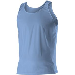 Alleson Men's Solid Track Tanks - Closeout
