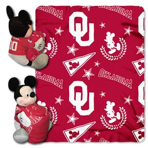 Northwest NCAA Oklahoma Sooners Hugger Throws