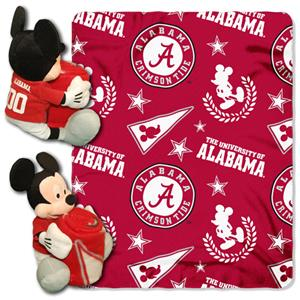 Northwest NCAA Alabama Crimson Tide Hugger Throws
