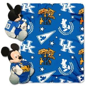 Northwest NCAA Kentucky Wildcats Hugger Throws