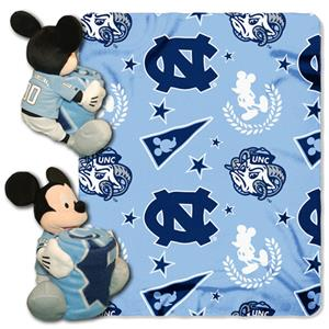 Northwest NCAA UNC Tar Heels Hugger Throws