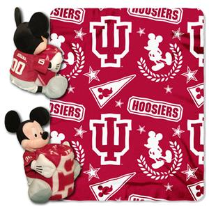 Northwest NCAA Indiana Hoosiers Hugger Throws