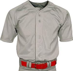 Pro-Style Warp Knit Baseball/Softball Jersey C/O