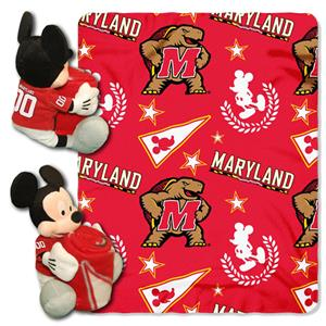 Northwest NCAA Maryland Terrapins Hugger Throws