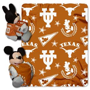 Northwest NCAA Texas Longhorns Hugger Throws