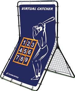 Champro Virtual Catcher/Rebounder Screen NM25