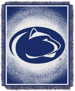 Northwest NCAA Penn State Jacquard Throws