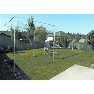 JUGS Free-Standing Portable Sports Cage