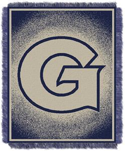 Northwest NCAA Georgetown Hoyas Jacquard Throws