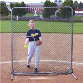 JUGS Travel Ball Quick Snap Softball Screen