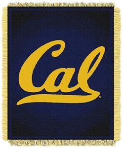 Northwest NCAA UC Berkeley Jacquard Throws