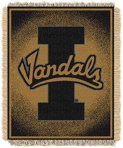 Northwest NCAA Idaho Vandals Jacquard Throws