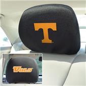 Fan Mats University of Tennessee Head Rest Covers