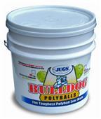JUGS Bucket of Bulldog Softball Polyballs