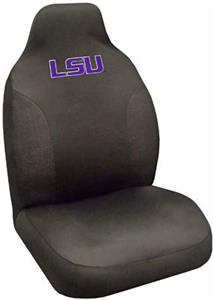 Fan Mats Louisiana State University Seat Cover
