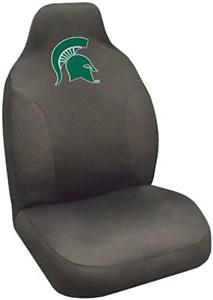 Fan Mats Michigan State University Seat Cover