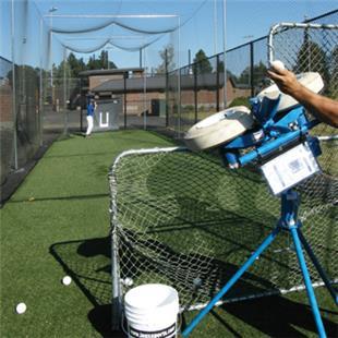 JUGS Albert Pujols Backyard Baseball Package