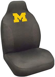 Fan Mats University of Michigan Seat Cover