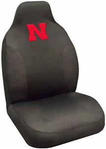 Fan Mats University of Nebraska Seat Cover