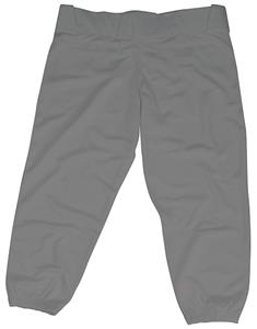 3n2 Poly Pants with Elastic Hem Baseball Pants