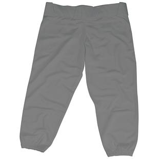 3n2 Poly Pants with Elastic Hem Baseball Pants CO