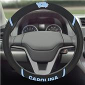 Fan Mats North Carolina Steering Wheel Covers