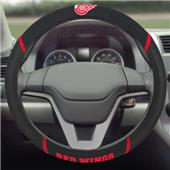 FanMats NHL Detroit Red Wings Steering Wheel Cover