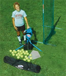 lite flight pitching machine