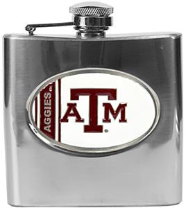 NCAA Texas A & M Aggies Stainless Steel Flask