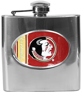 NCAA Florida State Seminoles Stainless Steel Flask