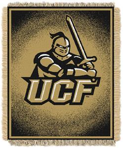 Northwest NCAA Central Florida Jacquard Throws