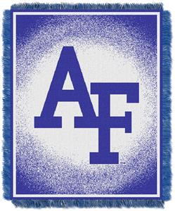 Northwest NCAA US Airforce Academy Jacquard Throws