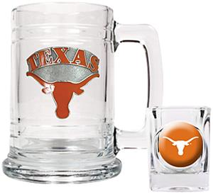 NCAA Texas Longhorns Boilermaker Set
